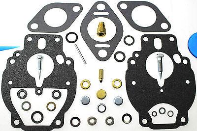 Carburetor Kit Fits Continental F162 F163 With F400f343 F400f347 F401f227 P71