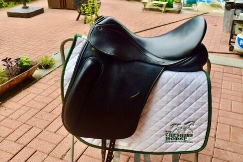 "County Perfection Dressage Saddle  18 ""   MW"