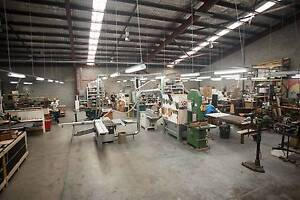 Shared workshop space available including machines Marrickville Marrickville Area Preview