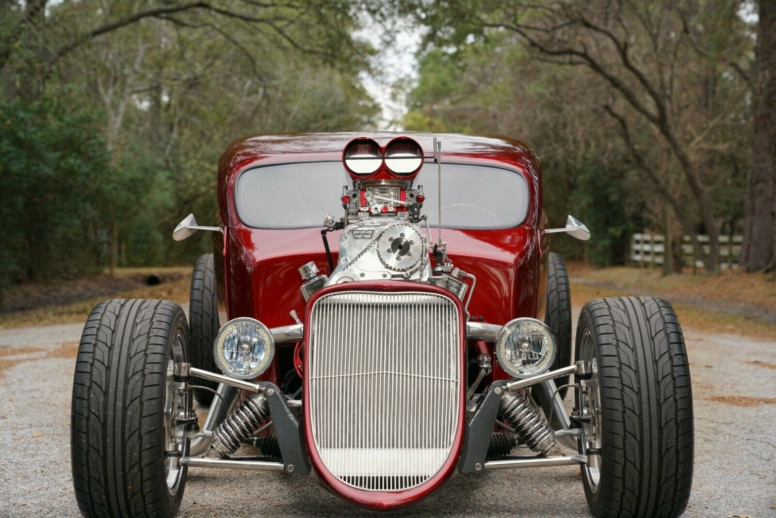 1933 FORD COUPE SPEED STAR CUSTOM SHOW WINNER  - FREE SHIPPING