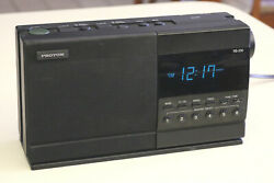 Proton RS-330 Digital AM/FM Dual Alarm Clock Radio