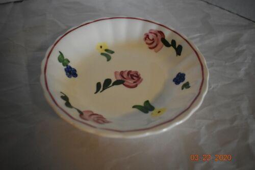 "Blue Ridge Potteries ""Snippet"" Berry Bowl"