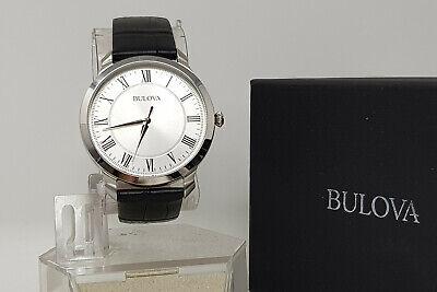 Bulova Men'S Classic Dress Watches 96A133   Silver Dial XM-LPXX268178 Mens Classic Dress Watch