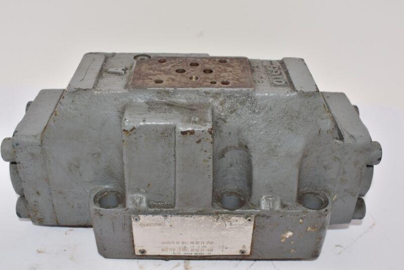 Vickers DG5S-8-6C-M-W-B-20 Directional Control Valve, 680920