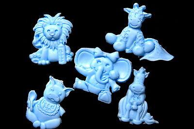 Sugarcraft Silicone Molds Fondant Mould Chocolate Mold Cake Decorating ANIMALS