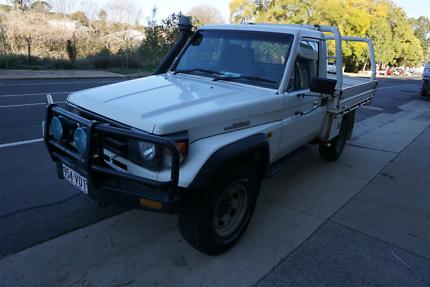 Wanted: 79 series Toyota Landcruiser ute.
