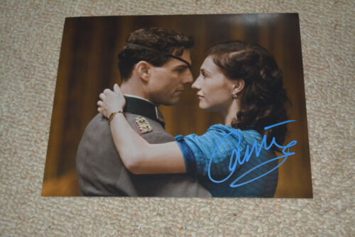 CARICE VAN HOUTEN signed autograph In Person 8x10 (20x25cm) VALKYRIE
