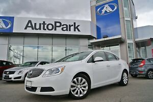 2016 Buick Verano LOW KM|BLUETOOTH|ALLOYS