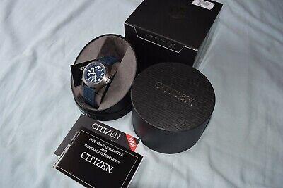 Citizen BN0118-12L Promaster Series Titanium 300m EcoDrive New / Unworn