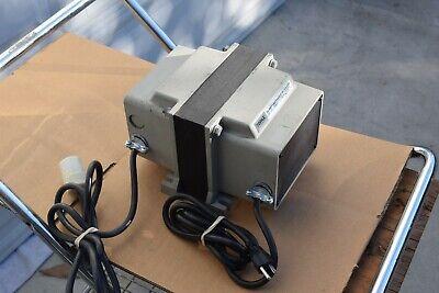 Topaz 1ph Isolation Power Conditioner Noise Cancel Transformer 1.0 Kva 120v-120v