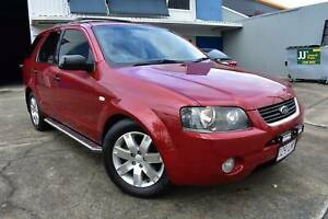 2008 Ford Territory SR2 Auto, One Owner, VGC Inside and Out! Virginia Brisbane North East Preview