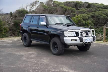 2004 GU IV Nissan Patrol Wagon TD42