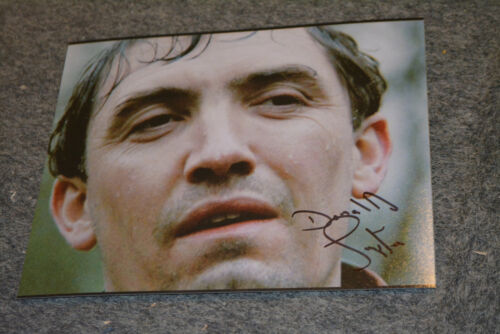 DONALD SUMPTER signed autograph In Person 8x10 20x25cm CURSE OF THE PINK PANTHER