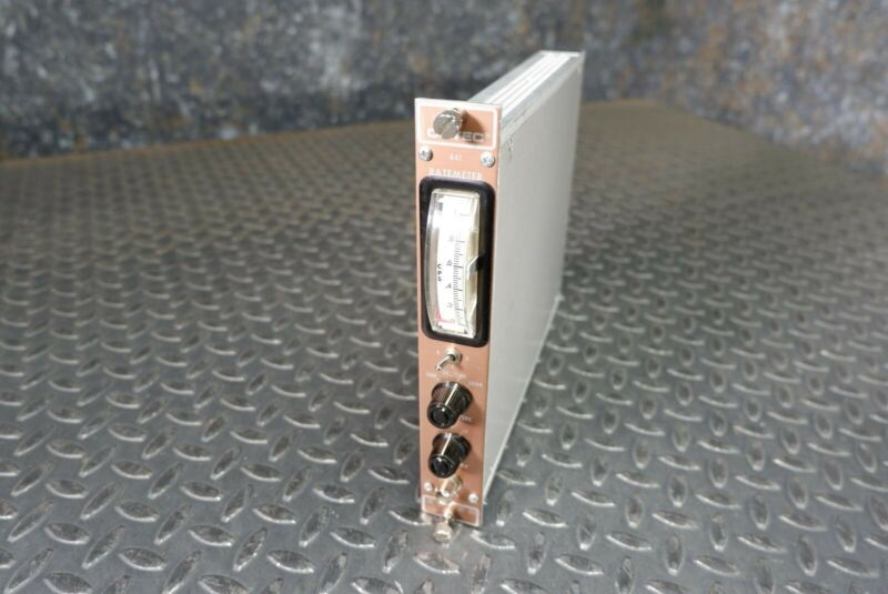 Ortec 441 Ratemeter Rate Meter NIM BIN Module