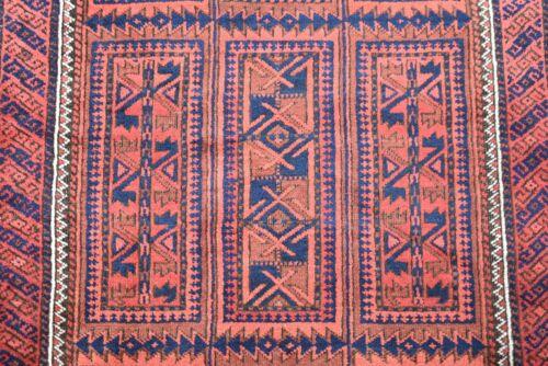 Terrific Antique Rare Turkoman Tribal Collector