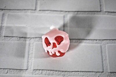 Disney Parks 2018 Halloween Evil Queen Hag's Red Poison Apple LU Glow Cube