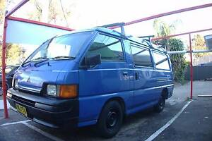 2000 Mitsubishi Express 2.4l Duel fuel Campervan Backpackers Van Brookvale Manly Area Preview