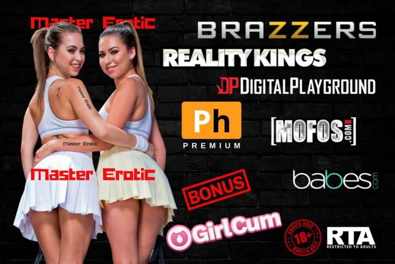 BRAZZERS + REALITY KINGS + DIGITAL PLAYGROUND + PH PREMIUM | TSP
