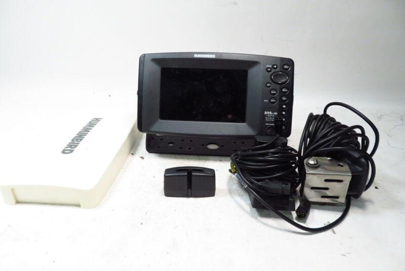 Humminbird 898c HD SI Power Angler