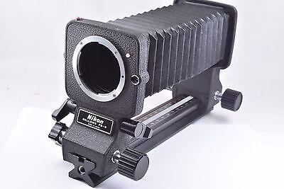 Nikon BELLOWS FOCUSING ATTACHMENT PB-6 SOLD AS IS