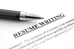 Professional CV and Cover Letter Writing Brisbane City Brisbane North West Preview