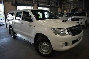 2015 Toyota Hilux SR Manual Ute Virginia Brisbane North East Preview