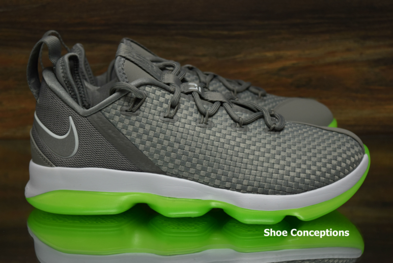 uk availability 470cf 8754b ... Nike Lebron XIV Low Dust Silver 878636-005 Basketball Shoes Men s Multi  Size ...