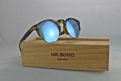 Mr. Boho Sonnenbrille sunglasses HC Tortoise Born sky blue UVP €69,95