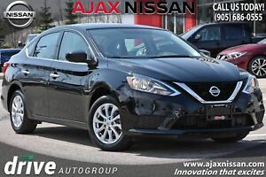 2018 Nissan Sentra 1.8 SV Alloys*Sunroof*Heated Seats