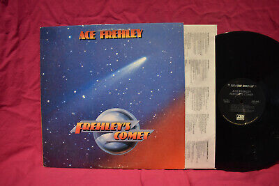 Ace Frehley 'Frehley's Comet' LP