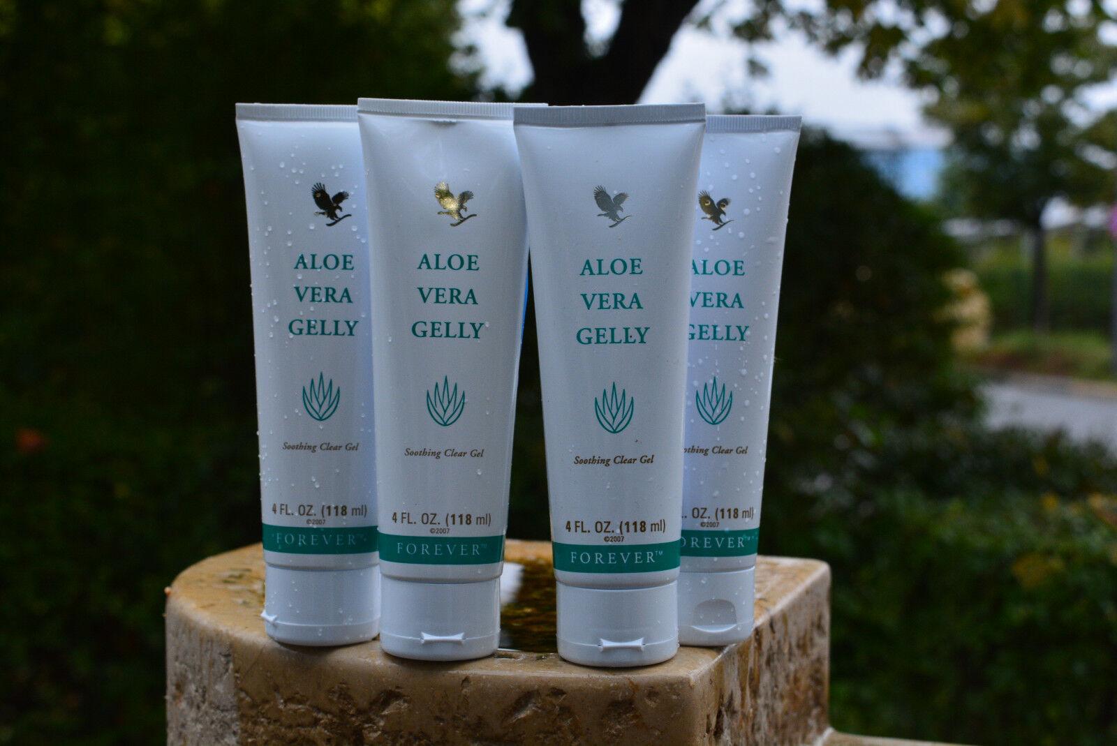 4x Aloe Vera Gelly - FLP Forever Living
