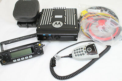 Motorola Xtl2500 P25 Digital 700800 Mhz Remote W Enhanced Mic