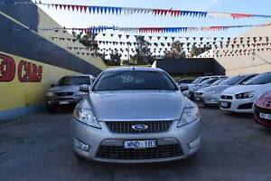 2008 FORD MONDEO SEDAN AUTOMATIC REGO, RWC & 1YR WARRANTY Dandenong Greater Dandenong Preview