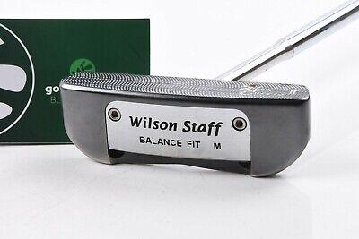 "WILSON STAFF BALANCE FIT M KIRK CURRIE II PUTTER / 34"" / WIPBAL002"