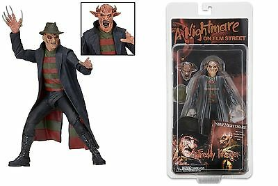 NECA NIGHTMARE ON ELM STREET FREDDY KRUEGER NEW NIGHTMARE  ACTION FIGUR NEU