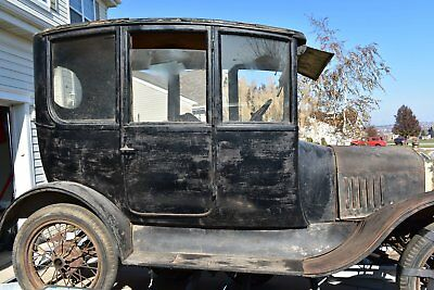1922 Ford Model T  1922 FORD MODEL T CENTER DOOR