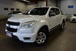 2014 Holden Colorado LTZ Automatic Ute Virginia Brisbane North East Preview