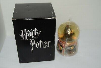 Ron Weasley Chess Harry Potter San Francisco Music Box Company Snowglobe In Box
