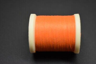 #100 BLACK Danville/'s Nylon Thread Size E 1 Spool 50 yards Rod Winding Tying