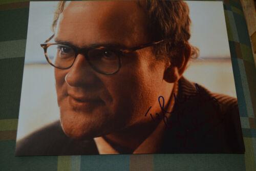 HUGH BONNEVILLE signed Autogramm 20x25 cm In Person DOWNTON ABBEY