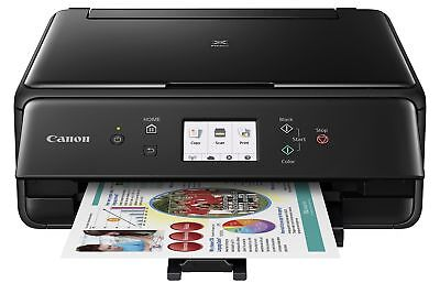 Canon Compact TS6020 Wireless Home Inkjet All-in-One Printer, Copier & Scanner