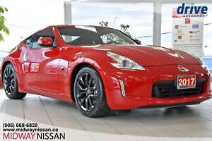2017 Nissan 370Z ONLY 1500KM!/JUST LIKE NEW/NO ACCIDENTS