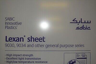 Lexan Sheet 14 Clear 48 X 24