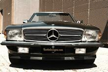 Mercedes-benz sl 300 - 1989