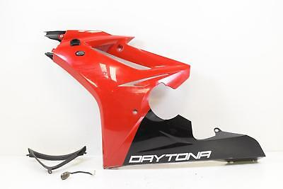 2012 TRIUMPH DAYTONA 675 LEFT MAIN FAIRING COVER COWL T2307520