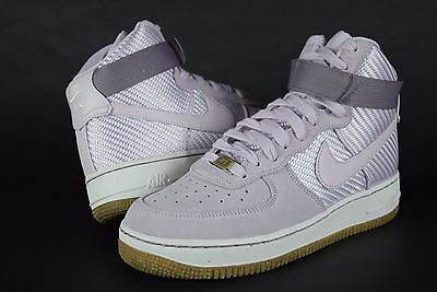 New Womens Nike Air Force 1 HI PRM 654440 500 Lilac sz 8.5-10 sneakers   ()
