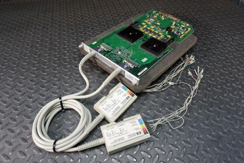 Agilent HP 16518A Expander Module for 16500 Series Logic Analysis