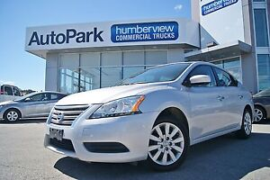 2015 Nissan Sentra 1.8 S  BLUETOOTH CRUISE CONTROL LOW KM 