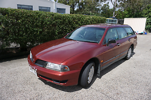 Mitsubishi Magna Wagon 2002 - Quick Sale! Brisbane City Brisbane North West Preview