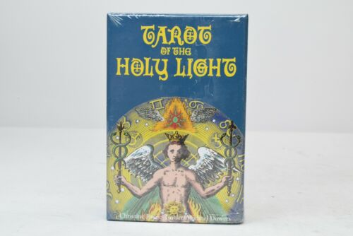 Tarot of the Holy Light Deluxe Size Tarot Card Deck Noreah Brownfield Towler
